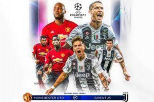 Lịch phát sóng bóng đá vòng bảng Champions League: Ronaldo 'xé lưới' M.U?