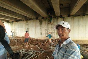 Cầu chui ở cao tốc hơn 34.000 tỷ đồng bị thấm nước