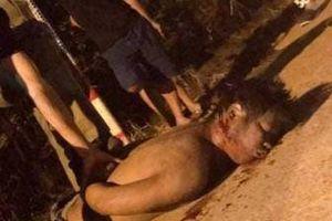 Nam thanh niên giằng con người khác bị đánh tử vong