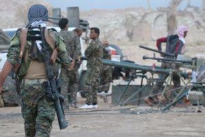 Lực lượng Dân chủ Syria bẻ gãy cuộc tấn công của IS, diệt 6 tay súng khủng bố