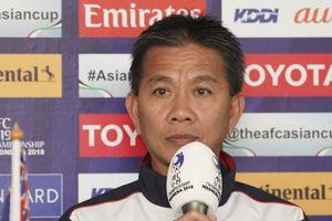 HLV Hoàng Anh Tuấn nói lời 'cay đắng' sau trận thua U19 Australia