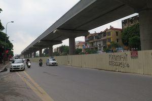 Đường sắt Nhổn - ga Hà Nội thi công nhà ga ngầm thứ 2