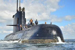 Phát hiện manh mối mới về tàu ngầm Argentina mất tích