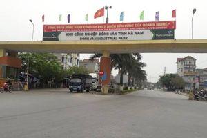 Hà Nam lên tiếng vụ Phó Chủ tịch tỉnh bị 'tố' 'bảo kê' doanh nghiệp