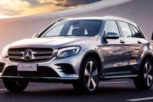 Mercedes-Benz GLC phiên bản dành riêng cho Trung Quốc có gì?
