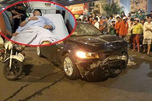 Vụ xe BMW tông liên hoàn khiến nhiều người thương vong ở Hàng Xanh: 1 nạn nhân đang nguy kịch