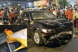 KS Lê Văn Tạch: Khó có khả năng mắc kẹt khi đi giày cao gót lái ô tô
