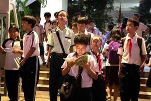 Học sinh Hà Nội 'méo mặt' học thêm vì áp lực môn thi thứ 4 kỳ thi vào 10