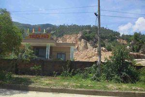 Bình Định: Bị thu hồi dự án mở rộng mặt bằng có thu hồi đá, Doanh nghiệp tư nhân Thiên Phú lên tiếng