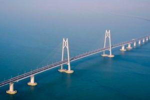 Trung Quốc khai trương cầu vượt biển dài nhất thế giới