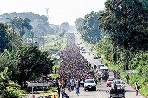 Làn sóng di cư đổ về Mỹ: Chính sách nhập cư 'nóng' trở lại