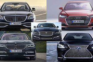 Top xe sedan đáng mua nhất thế giới năm 2018