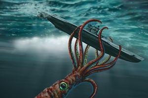 Khám phá những loài thủy quái đáng sợ nhất dưới sâu đại dương