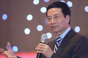Giới thiệu ông Nguyễn Mạnh Hùng giữ chức vụ Bộ trưởng Bộ Thông tin và Truyền thông
