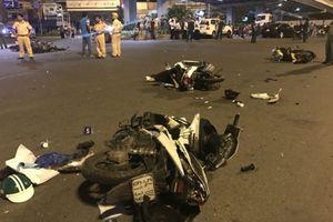 BMW gây TNGT kinh hoàng:Trả giá đắt vì uống rượu bia vẫn lái xe