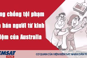 Phòng, chống tội phạm mua bán người từ kinh nghiệm của Australia