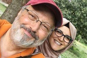 Vợ nhà báo bị sát hại Khashoggi cầu cứu TT Trump và được bảo vệ 24/24