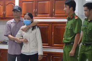 Thực nghiệm điều tra vụ giết tiểu thương bán thịt heo ở thị xã Duyên Hải
