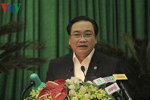 Bí thư Thành ủy Hà Nội: Sẽ xử lý nghiêm sai phạm sử dụng đất rừng Sóc Sơn