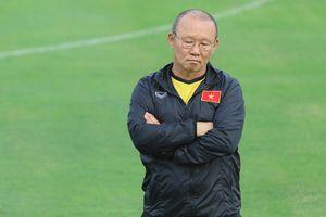 Thử nghiệm 3 phương án thay Văn Thanh, HLV Park Hang Seo vẫn chưa ưng ý