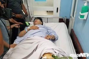 Tai nạn ở ngã tư Hàng Xanh, TP.HCM: Một nạn nhân nguy kịch