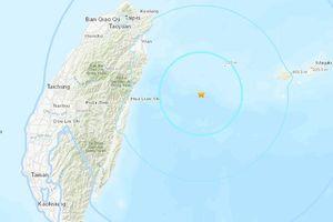 Động đất mạnh rung chuyển Nhật Bản và Đài Loan (Trung Quốc)