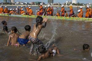 Khám phá lễ hội nước Bon Om Touk đặc sắc tại Campuchia