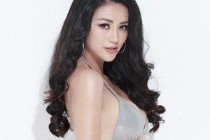 Đường cong hình chữ S nóng bỏng của mỹ nhân Việt thi Miss Earth 2018 vừa giành HCV