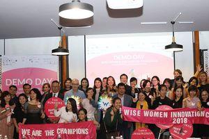 Giải pháp vận tải bằng AI đạt giải Nhất cuộc thi WISE Women Innovation Challenge