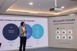 Microsoft Kaizala: ứng dụng chat trực tuyến cho doanh nghiệp