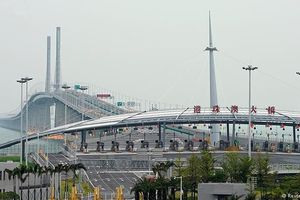 Cận cảnh cầu vượt biển dài nhất thế giới, trị giá 20 tỷ USD của Trung Quốc