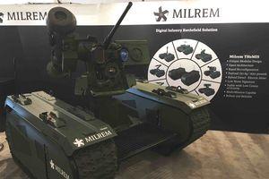 Phương Tây phát triển robot mang sát thủ Javelin để săn tăng T-90 Nga