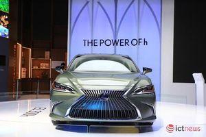 Diện kiến Lexus ES300h Hybrid vừa chính thức ra mắt thị trường Việt Nam
