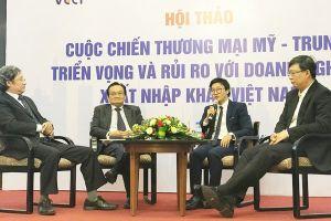 Nguy cơ hàng Trung Quốc 'đội lốt' Việt Nam né thuế Mỹ