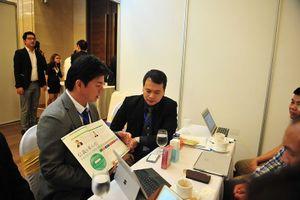 Sếp lớn doanh nghiệp Nhật trực tiếp tìm đối tác ở Việt Nam