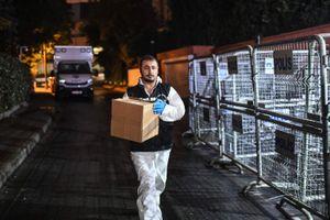 Các phần thi thể của nhà báo mất tích có thể đã được tìm thấy