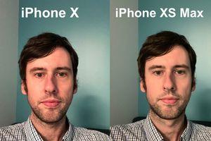 iPhone sắp được sửa lỗi làm mịn da quá đà