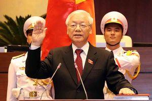 Tân Chủ tịch nước 'trách nhiệm, bản lĩnh, khiêm tốn, quyết tâm cao'