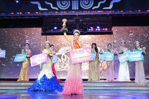 Lê Đỗ Minh Thảo giành vương miện Hoa hậu Doanh nhân quốc tế 2018 trị giá 1,5 tỷ đồng