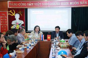 Báo Kinh tế & Đô thị góp phần thúc đẩy hợp tác giữa Hà Nội và tỉnh Chiang Mai