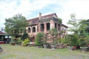 Thành cổ 300 tuổi độc nhất Nam Bộ bây giờ ra sao?