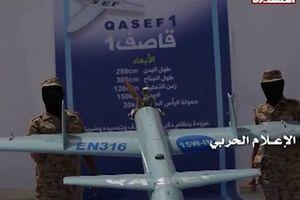 Đòn đánh hiểm của UAV Houthi