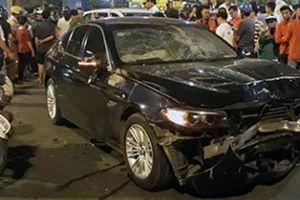 BWM gây tai nạn do vướng quai giày: Khó xảy ra