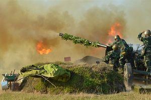 Cách pháo phòng không Việt Nam diệt mục tiêu