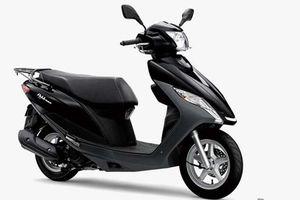 Suzuki Address 125 màu mới ra mắt, thanh lịch hơn