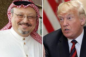 Trump giáng đòn trừng phạt Ả Rập Saudi vì nhà báo Khashoggi