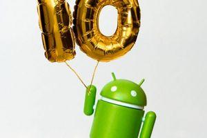 10 đời Android sau 10 năm - Google không nhắc liệu bạn còn nhớ?
