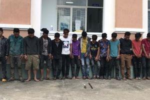 Thanh niên 3 làng hỗn chiến, 2 người thương vong