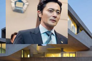 Khối tài sản trăm nghìn tỷ đồng của tài tử Hàn vừa bị triệu tập điều tra thuế