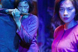 Ngô Thanh Vân bầm dập, đen đúa trong vai diễn hành động cuối cùng